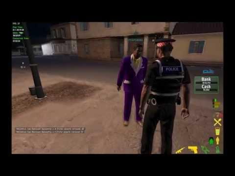 ArmA 3 - City Life Police - Hostage Situation