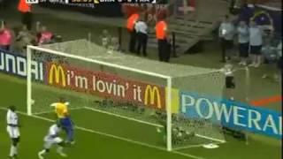 Thierry Henry vs Brazil 2006 (Brazil Vs France)