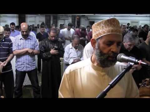 سورة ( الحج ) تراويح 1437-2016    حسن صالح     hassan saleh