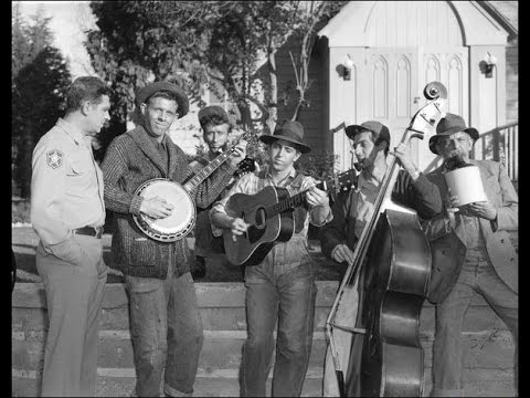 Andy Griffith Show – 7 fantastic songs in a row