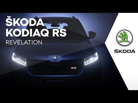 Video: erste Details des SKODA KODIAQ RS