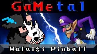 Waluigi Pinball (Mario Kart DS) - GaMetal Remix