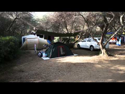 The Great Crossing - Camping on Corsica and Sardinia