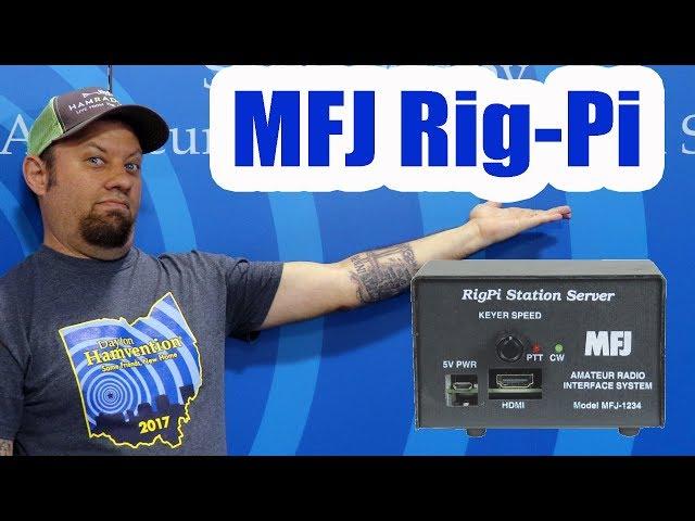 mfj 1234 video, mfj 1234 clip