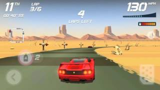 Horizon Chase - World Tour - Gameplay HD