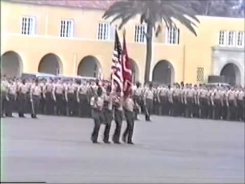 USMC B Co. 1066 graduation 1989