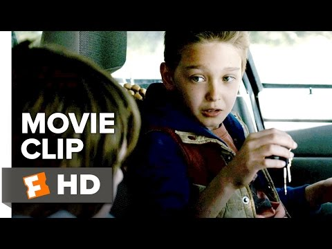 Cop Car Movie CLIP - Keys (2015) - Kevin Bacon Thriller H