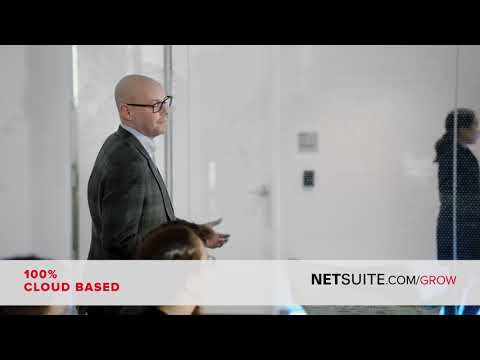 Grow Your Business with NetSuite