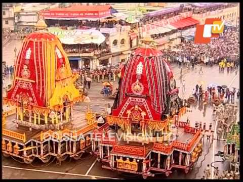 Know more about chariots - Puri Rath Yatra Live 2017