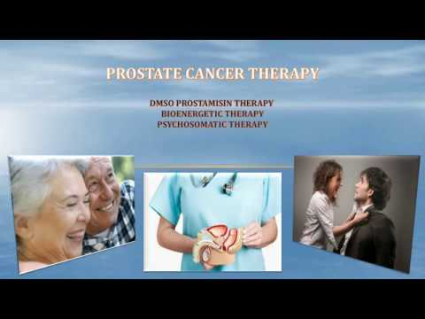 HOLISTIC PROSTATE CANCER THERAPY