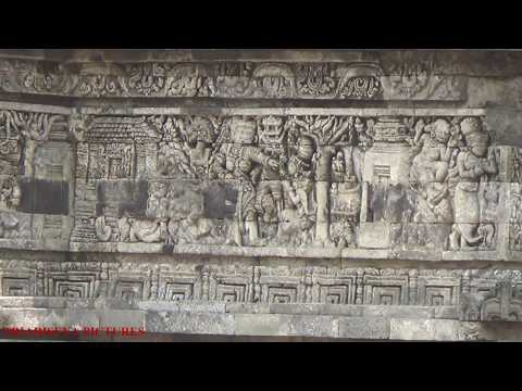 Part 03 Of 10-The Mysterious Ancient Javanese Temple-TEGOWANGI 1400 AD-The Tomb Of Ancient King