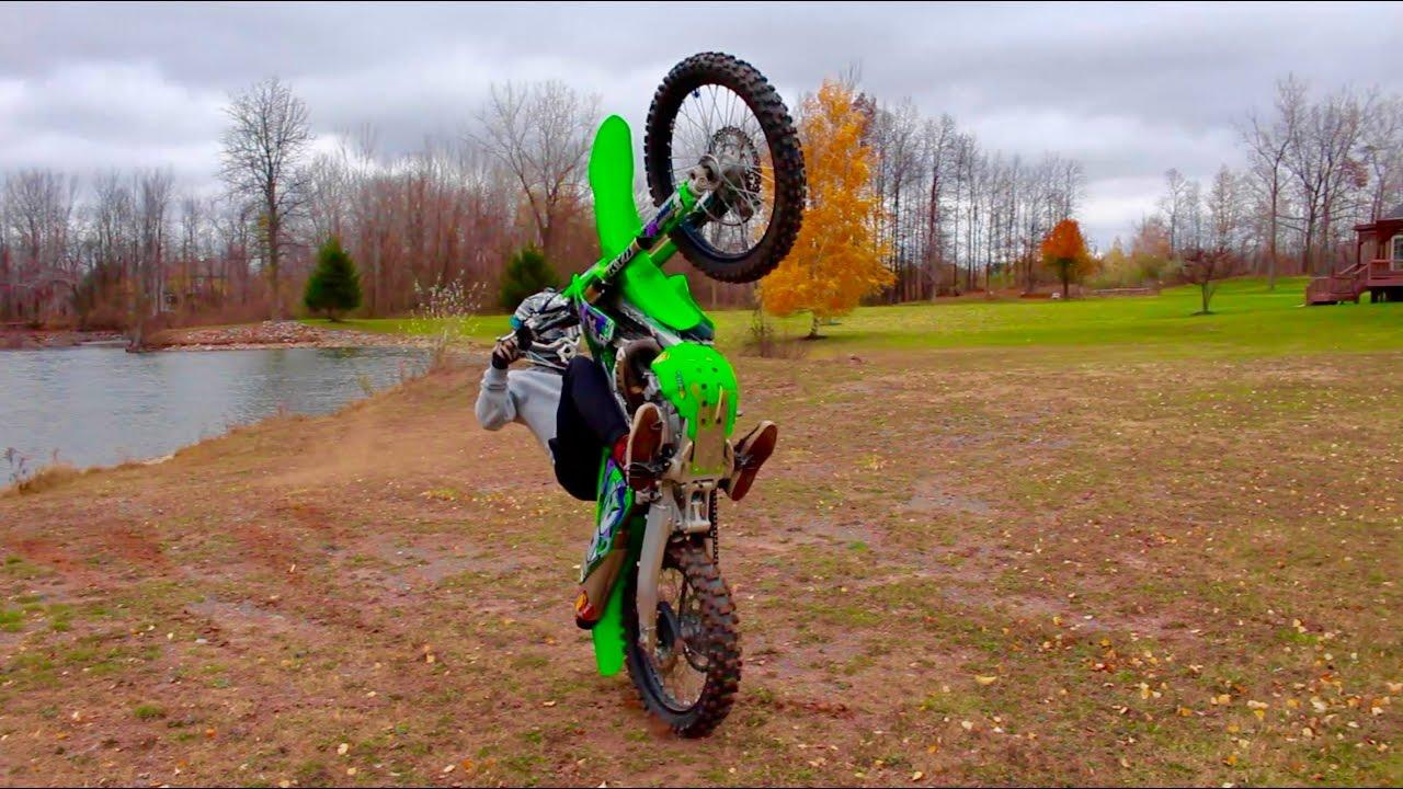 Dirt Bikes Videos >> Dirt Bike Mannequin Challenge