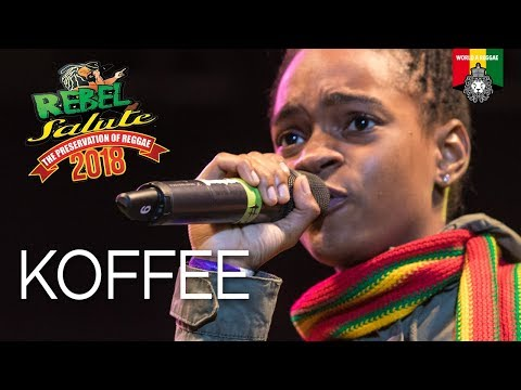 KOFFEE Introduced by Cocoa Tea at Rebel Salute 2018 Mp3