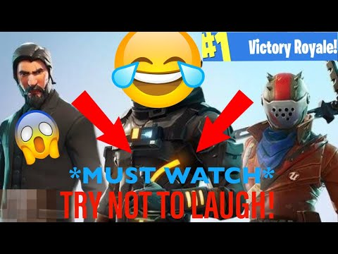 Fortnite Funny And EPIC Moments *MUST WATCH* (Fortnite Battle Royale)