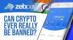 Zebpay - India Banning & Australia Landing