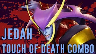 MvCi Jedah BnB & ToD Combo (Solo, but with Power Stone)
