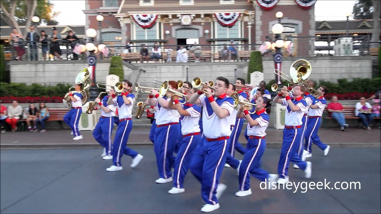 Disneyland 2013 All American College Band Michael HD Wallpapers Download free images and photos [musssic.tk]