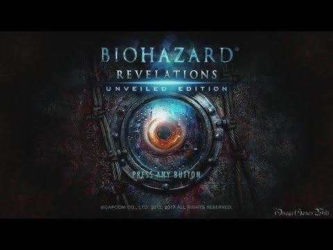 【PS4】BIOHAZARD REVELATIONS UE - #1 EP 1-1 Into the Depths①(Normal S Rank No Damage)
