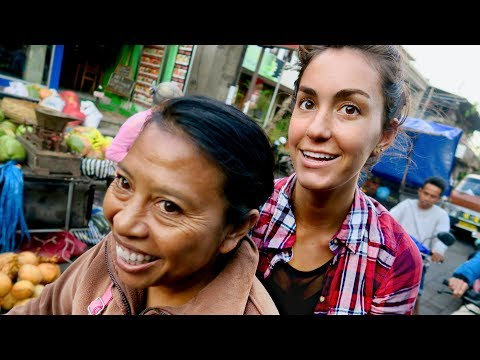 A Day in the Life of a Balinese Woman
