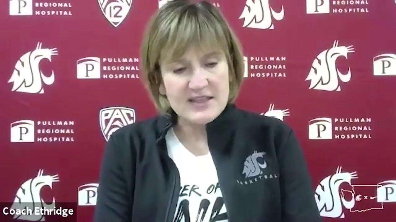 Kamie Ethridge on Utah Win 2021-02-22