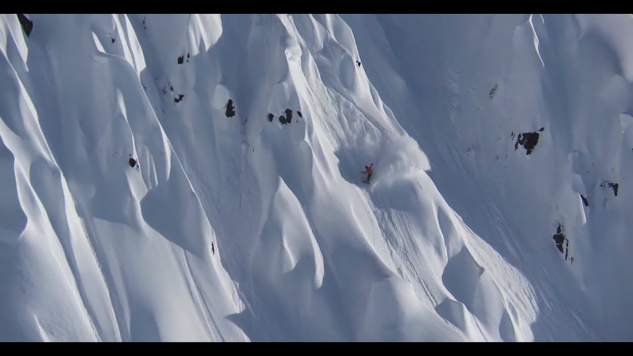 Super Tomahawk & Mammoth Lines in Alaskan Range | RIDE THE ELEMENTS with Ueli Kestenholz, Ep. 3