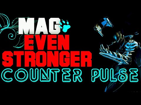 Mag is Even STRONGER New Build [2018] - Warframe