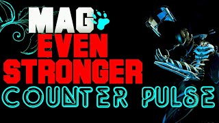 Mag is Even STRONGER New Build  - Warframe