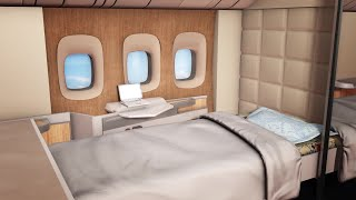 Gambar cover Emirates planning to replace windows on planes with virtual ones