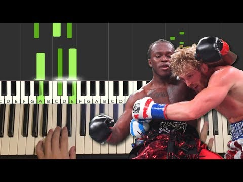 KSI – Down Like That (Piano Tutorial Lesson)