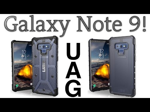 promo code 30c33 19447 Best Samsung Galaxy Note 9 Cases From Urban Armor Gear! - YouTube
