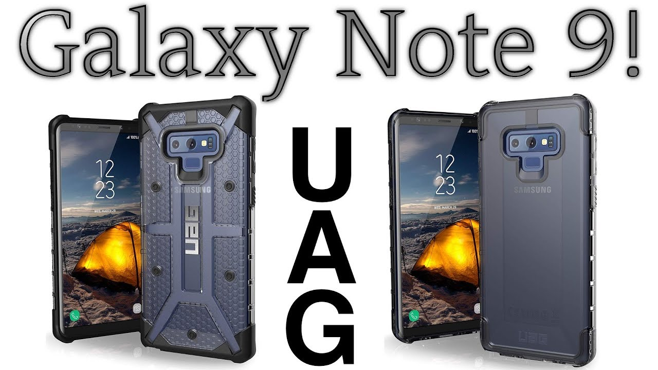 hot sale online 5fb23 b26dd Best Samsung Galaxy Note 9 Cases From Urban Armor Gear!