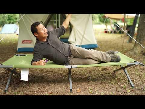 Coleman Trailhead II Cot Military Camping Cot