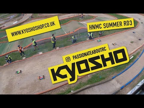 John Davis Driving Kyosho MP9 TKi4 with Reds Racing R5 Team Edition at HNMC Summer RD 3