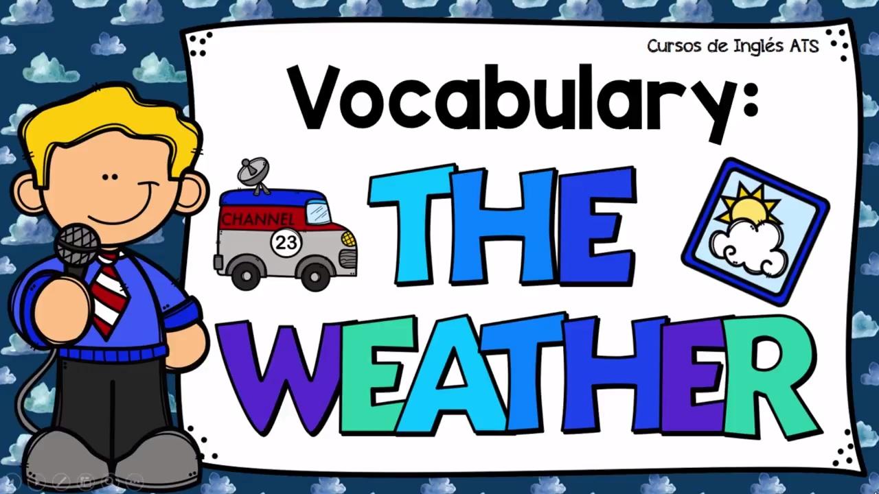 Cómo Decir El Clima En Inglés Curso De Inglés