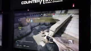 E3 2012: Counter Strike: Global Offensive (PS3 - Cam) PART 1