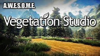 Vegetation Studio - Getting Started part 1