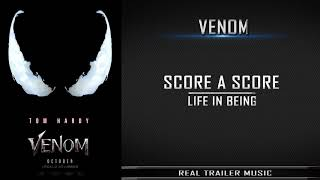 Venom Teaser Trailer - Trailer Music Score a Score Life In Being.mp3