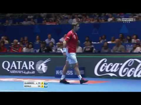 Roger Federer vs Stan Wawrinka FULL MATCH HD IPTL Singapore 2015