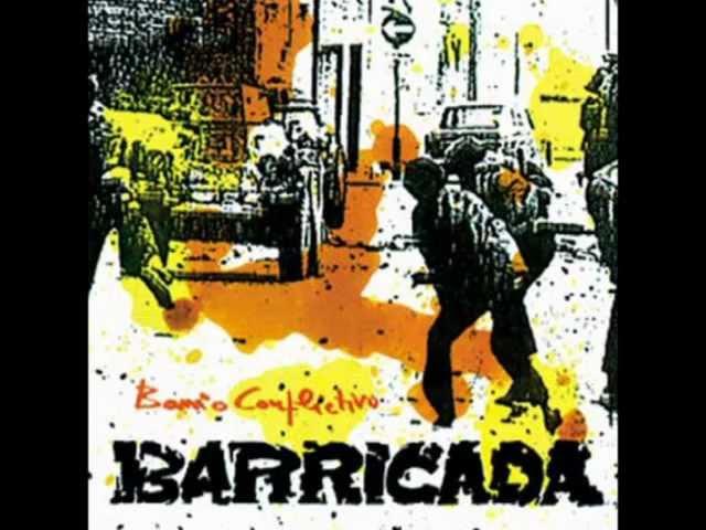 Barricada Chords