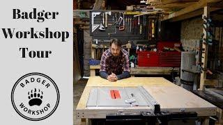 Badger Workshop Tour