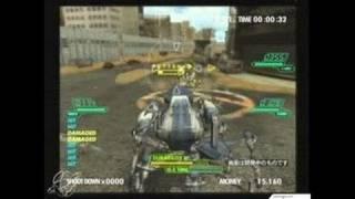 Phantom Crash Xbox Gameplay_2002_05_10_2