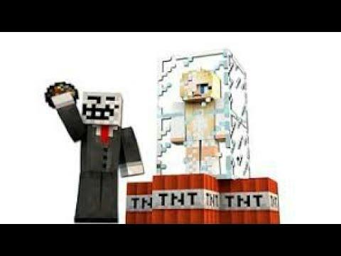 Minecraft Troll VS Poppy #1
