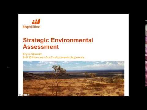 EIANZ Webinar Series - 1 - Strategic Environment Assessment - Bryce Skarratt