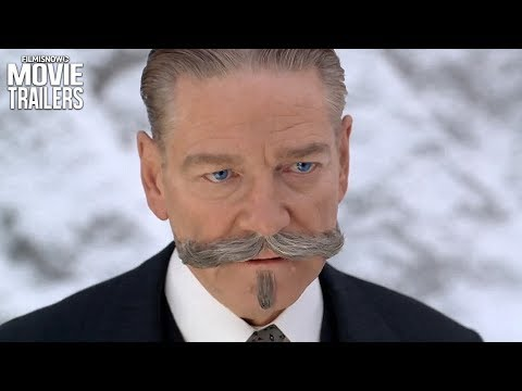 Murder On The Orient Express | First Clip For The Kenneth Branagh's Mystery Thriller