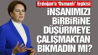 İYİ Parti Grup Toplantısı 12 Kasım / Meral Akşener Erdoğan'a açtı ağzını yumdu gözünü!