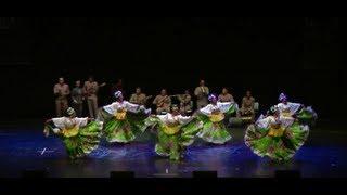 Venezuelan folk dance: Caribe somos