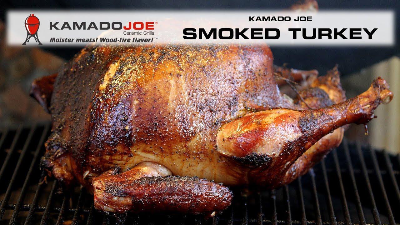recipe: kamado smoked turkey [5]