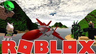 The FGN Crew Plays: ROBLOX - Jet Wars Advanced Battle (PC)