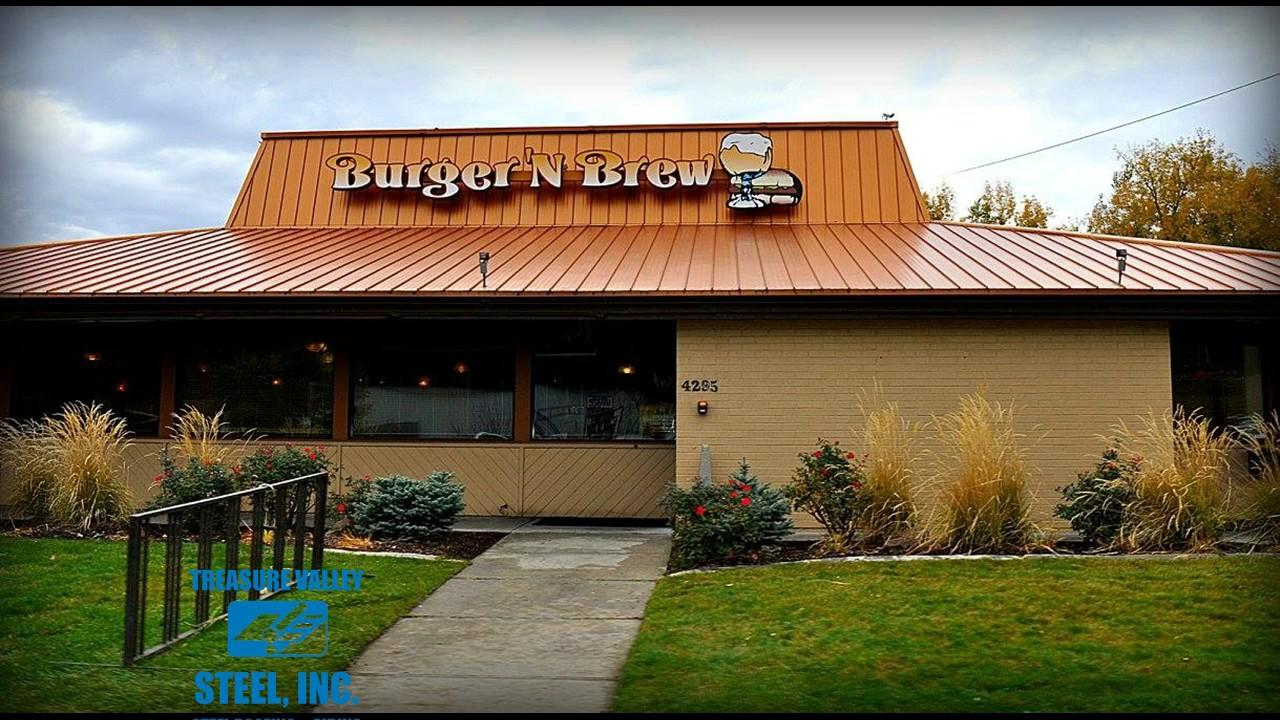Steel Roofing & Siding Manufacturer Idaho | Oregon - Treasure Valley