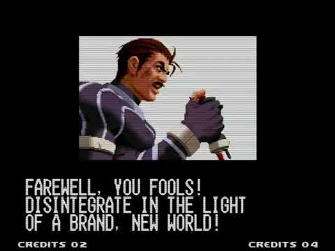 KOF 2000 Zero's Defeat A (Art of Fighting)